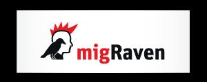 migRaven Logo